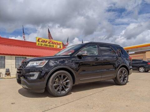 2017 Ford Explorer for sale at CarZoneUSA in West Monroe LA