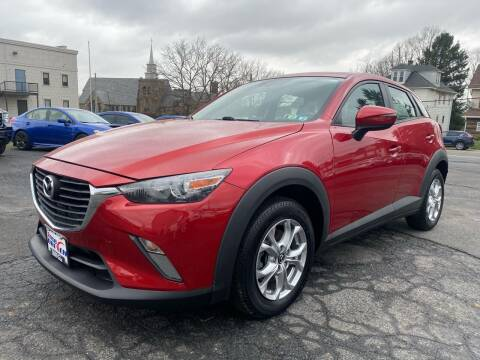 2016 Mazda CX-3 for sale at 1NCE DRIVEN in Easton PA