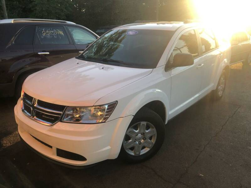 2011 Dodge Journey for sale at Right Place Auto Sales in Indianapolis IN