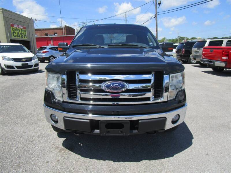 2010 Ford F-150 for sale at DERIK HARE in Milton FL