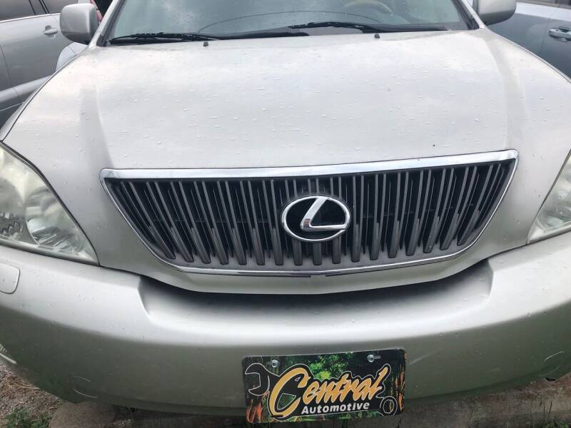 2006 Lexus RX 330 for sale at Central Automotive in Kerrville TX