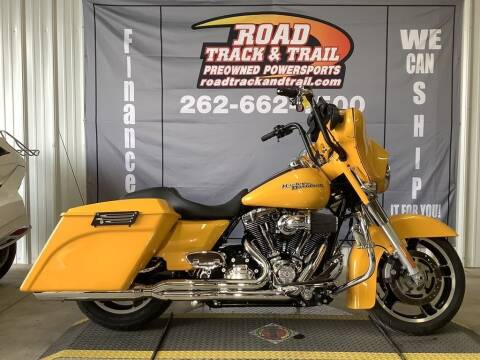 2013 Harley-Davidson® FLHX - Street Glide® for sale at Road Track and Trail in Big Bend WI