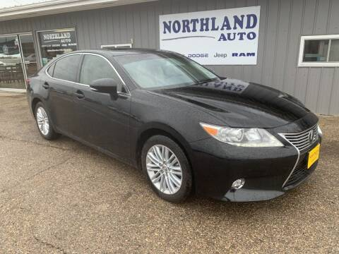 2015 Lexus ES 350 for sale at Northland Auto in Humboldt IA