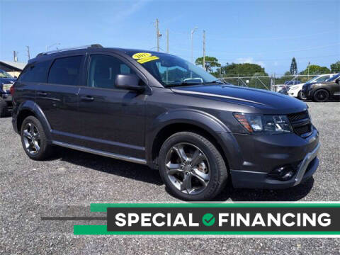 2017 Dodge Journey for sale at Car Spot Of Central Florida in Melbourne FL
