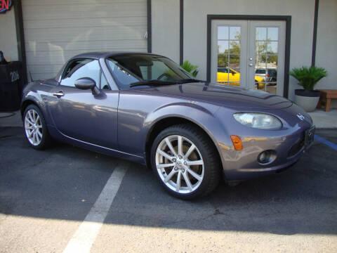 2007 Mazda MX-5 Miata for sale at DriveTime Plaza in Roseville CA