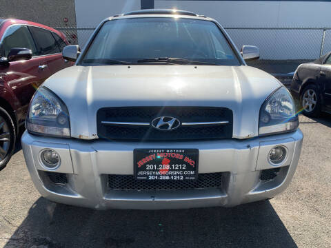 2006 Hyundai Tucson for sale at JerseyMotorsInc.com in Teterboro NJ