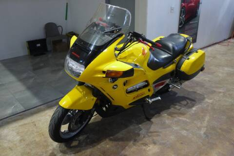 2002 Honda ST1100 for sale at PERFORMANCE AUTO WHOLESALERS in Miami FL