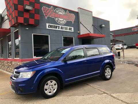 2012 Dodge Journey for sale at Chema's Autos & Tires - Chema's Autos And Tires #2 in Tyler TX