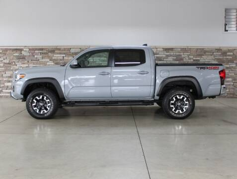 2018 Toyota Tacoma for sale at Bud & Doug Walters Auto Sales in Kalamazoo MI