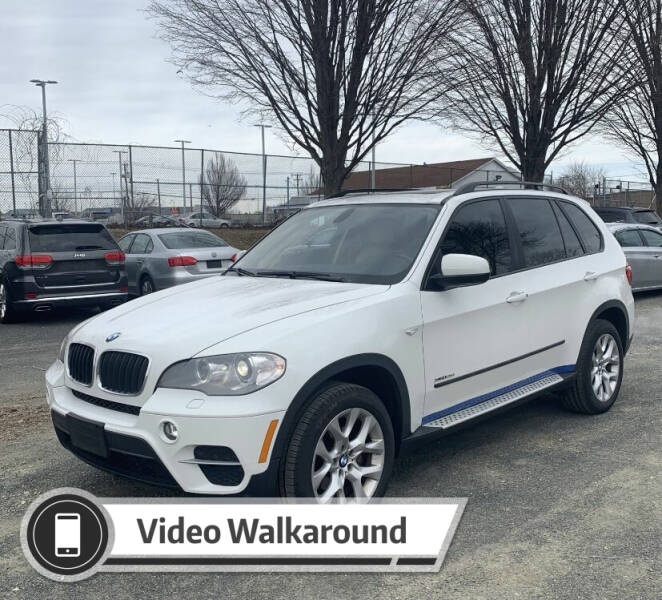 2012 BMW X5 for sale at Eastclusive Motors LLC in Hasbrouck Heights NJ
