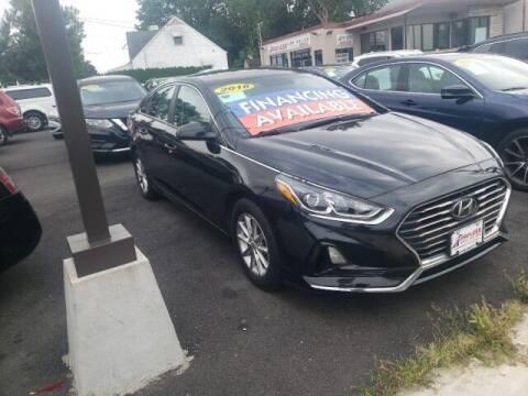 2018 Hyundai Sonata for sale at PAYLESS CAR SALES of South Amboy in South Amboy NJ