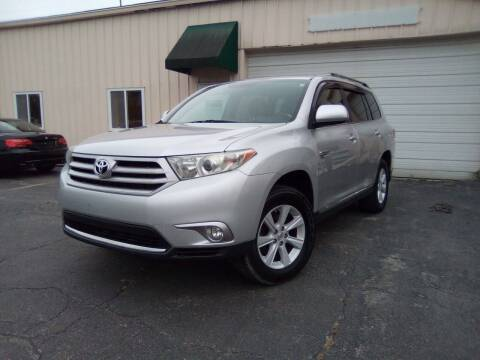 2012 Toyota Highlander for sale at Great Lakes AutoSports in Villa Park IL