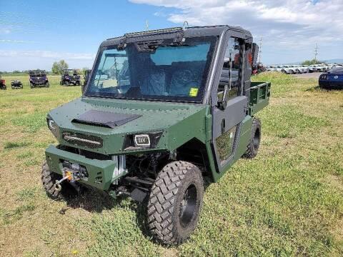 2021 Massimo WARRIOR 1000 MXU HVAC for sale at Snyder Motors Inc in Bozeman MT
