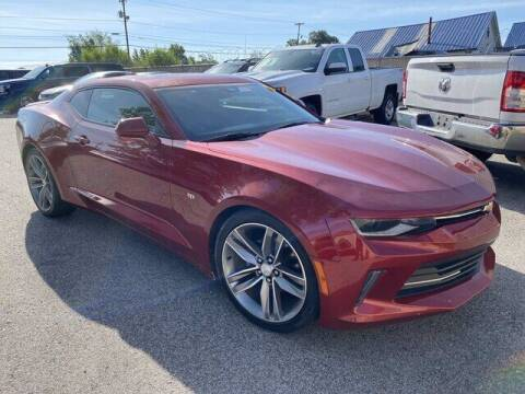 2016 Chevrolet Camaro for sale at CBS Quality Cars in Durham NC