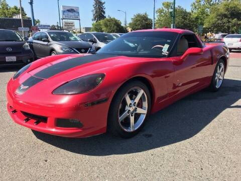 2005 Chevrolet Corvette for sale at MISSION AUTOS in Hayward CA