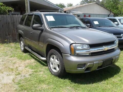 2006 Chevrolet TrailBlazer for sale at Dick Smith Auto Sales in Augusta GA