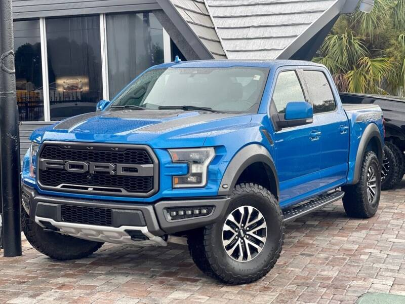 2020 Ford F-150 for sale in Tampa, FL