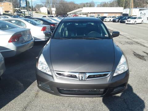2006 Honda Accord for sale at Auto Villa in Danville VA