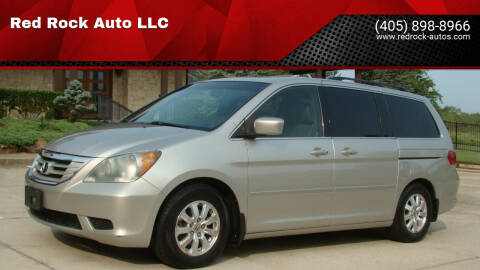2008 Honda Odyssey for sale at Red Rock Auto LLC in Oklahoma City OK