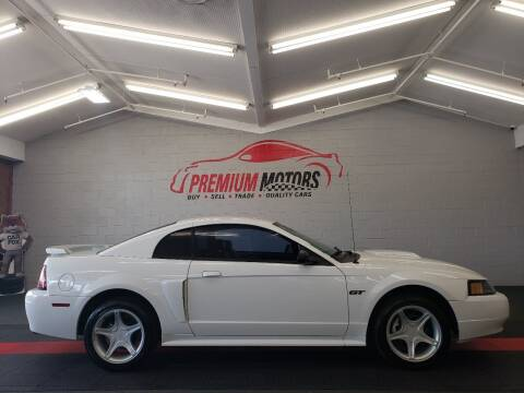 2001 Ford Mustang for sale at Premium Motors in Villa Park IL