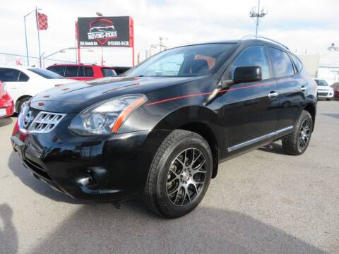 2015 Nissan Rogue Select for sale at Moving Rides in El Paso TX