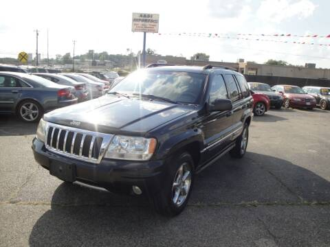 2004 Jeep Grand Cherokee for sale at A&S 1 Imports LLC in Cincinnati OH