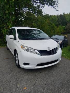 2011 Toyota Sienna for sale at Best Choice Auto Market in Swansea MA