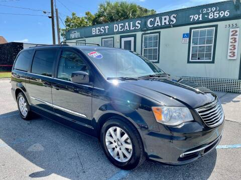 2014 Chrysler Town and Country for sale at Best Deals Cars Inc in Fort Myers FL