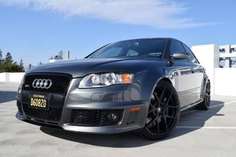 2008 Audi RS 4 for sale at Dino Motors in San Jose CA