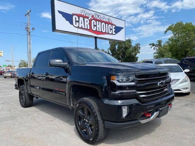 2018 Chevrolet Silverado 1500 for sale at Ray Hibdon's Car Choice in Oklahoma City OK