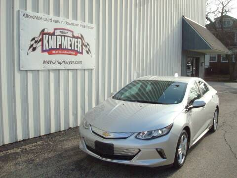 2017 Chevrolet Volt for sale at Team Knipmeyer in Beardstown IL