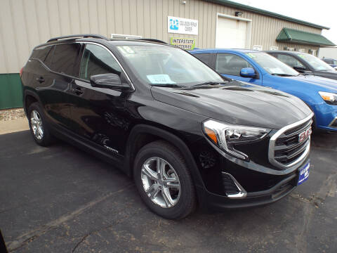 2018 GMC Terrain for sale at G & K Supreme in Canton SD