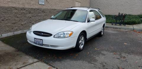 2001 Ford Taurus for sale at SafeMaxx Auto Sales in Placerville CA