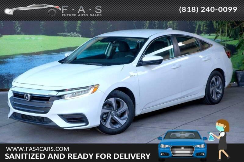 2019 Honda Insight for sale at Best Car Buy in Glendale CA