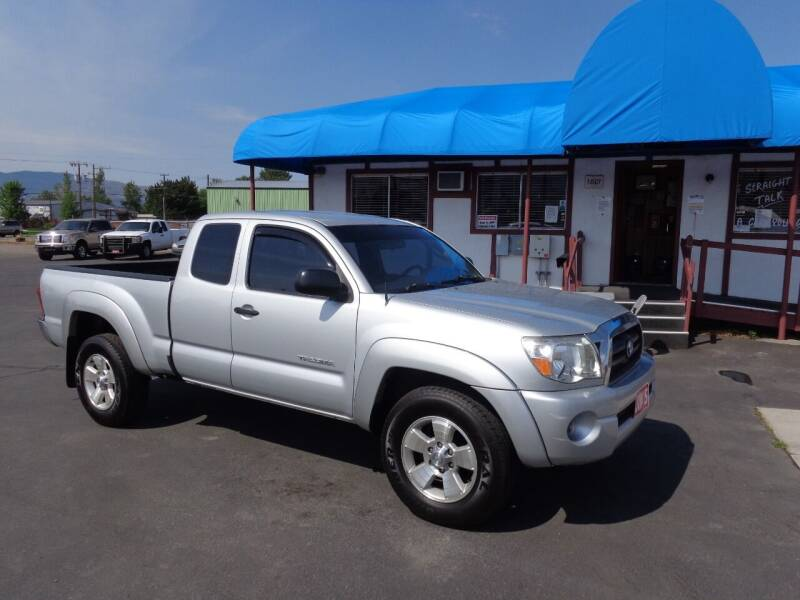 2007 Toyota Tacoma for sale at Jim's Cars by Priced-Rite Auto Sales in Missoula MT
