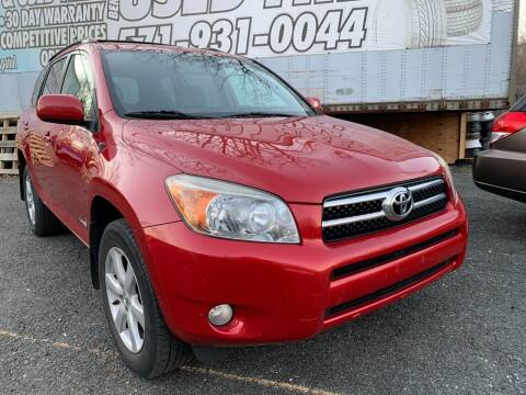 2006 Toyota RAV4 for sale at D & M Discount Auto Sales in Stafford VA