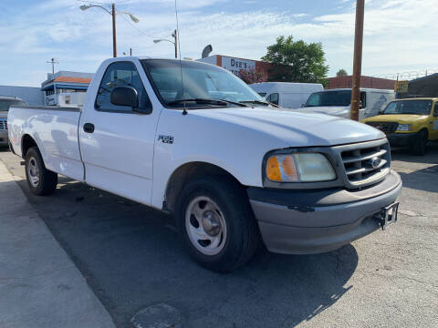 2003 Ford F-150 for sale at Best Buy Quality Cars in Bellflower CA