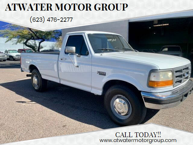 1995 Ford F-250 for sale at Atwater Motor Group in Phoenix AZ