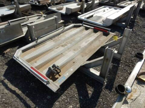 Road Gear  ALUMINUM HEADACHE RACK for sale at M & W MOTOR COMPANY in Hope AR
