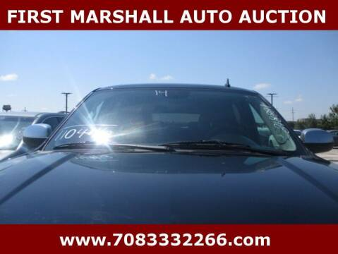 2014 Chevrolet Suburban for sale at First Marshall Auto Auction in Harvey IL