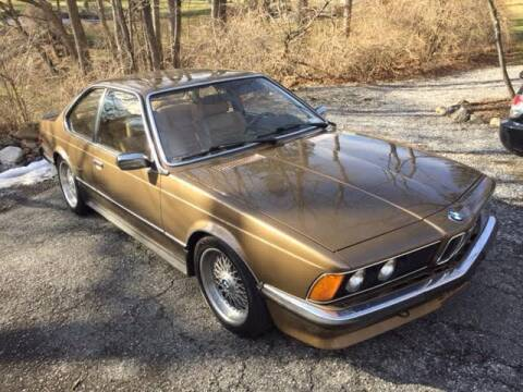 1981 BMW 6 Series for sale at Classic Car Deals in Cadillac MI