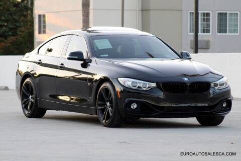 2015 BMW 4 Series for sale at Euro Auto Sales in Santa Clara CA
