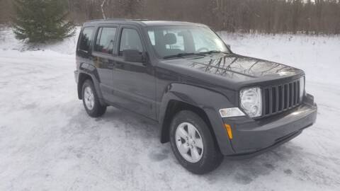 2011 Jeep Liberty for sale at Motor House in Alden NY