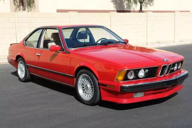 1988 BMW M6 11