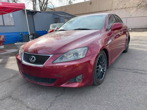 2006 Lexus IS 250 for sale at Mister Auto in Lakewood CO