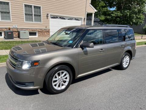 2013 Ford Flex for sale at Jordan Auto Group in Paterson NJ
