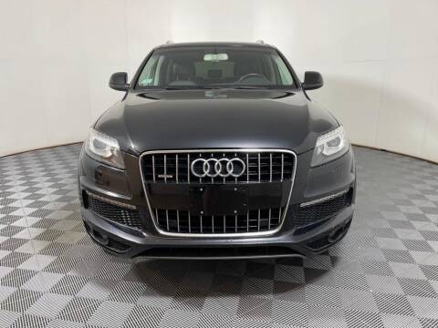 2013 Audi Q7 for sale at CU Carfinders in Norcross GA