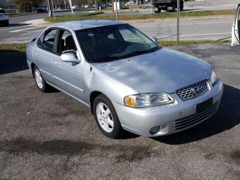 2003 Nissan Sentra for sale at Premier Auto Sales Inc. in Newport News VA