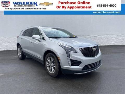 2020 Cadillac XT5 for sale at WALKER CHEVROLET in Franklin TN