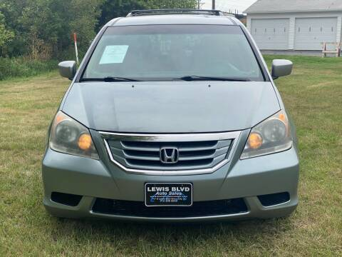 2008 Honda Odyssey for sale at Lewis Blvd Auto Sales in Sioux City IA